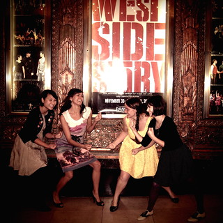 lali @ West Side Story