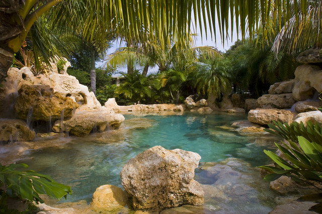 Natural Lagoon Swimming Pool