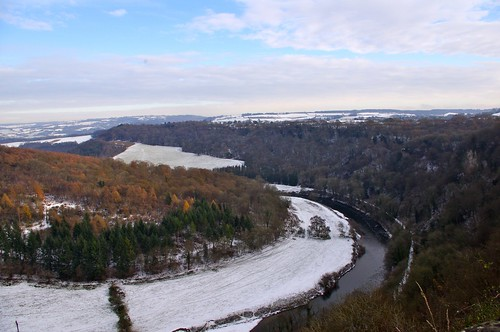 River Wye viewed from Symonds Yat Rock