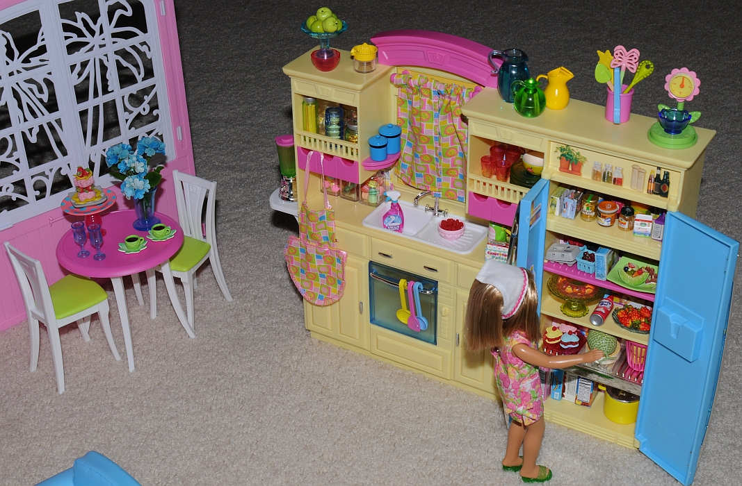 2002 barbie home decor kitchen flickr photo sharing barbie life in the dreamhouse home decor babie doll
