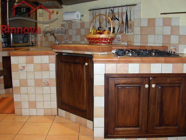 Cucina piano cottura cucina - Consumo gas cucina ...