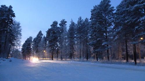 blue schnee winter sunset sky sun snow rot suomi finland lights licht finnland sonnenuntergang north himmel arctic blau sonne kokkola kannus wärme ostrobothnia keskipohjanmaan arktisches