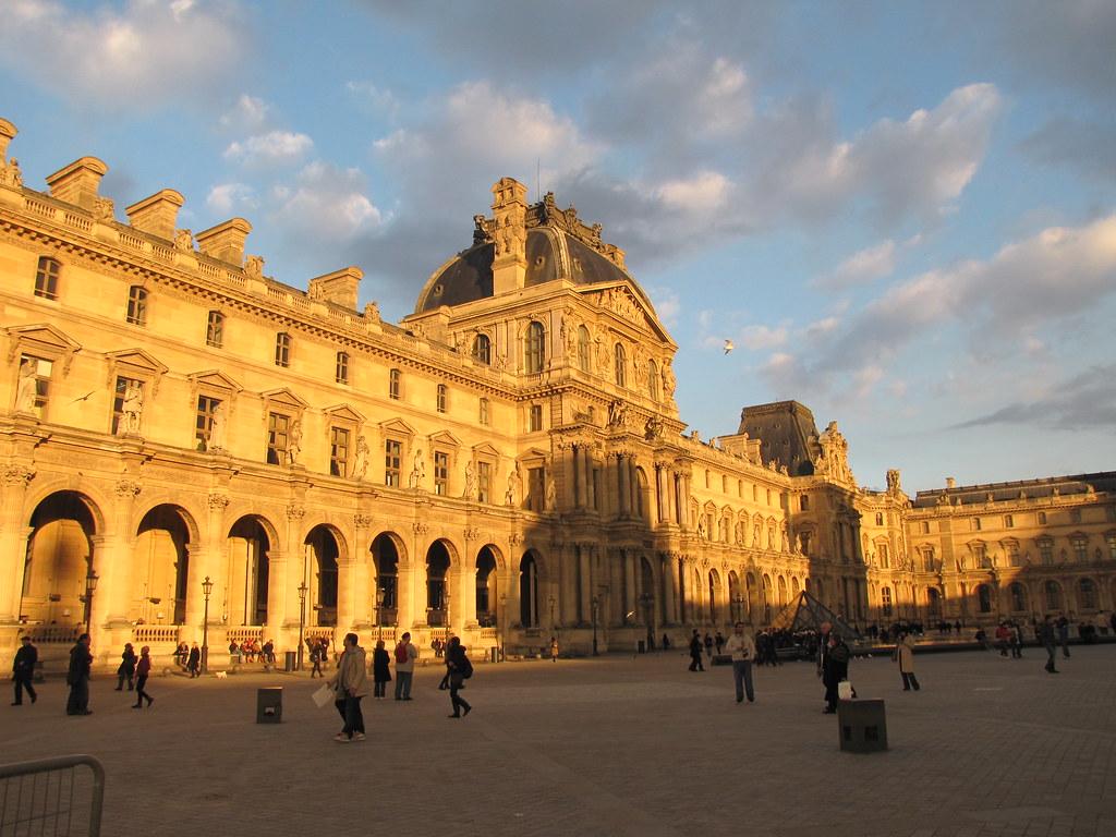 Louvre  Museum , Paris