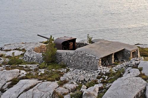 MAB 9./504 Nordfjorden - Cannon