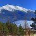 San Francisco Mountains, Flagstaff AZ, HDR by John Hardison, The Old Snake Wrangler
