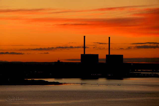 A Blast of the Past - Barsebäck Nuclear Power Plant.