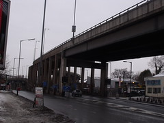 Spaghetti Junction - Tyburn Road