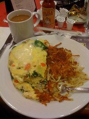 meal, breakfast, supper, omurice, restaurant, food, dish, cuisine,