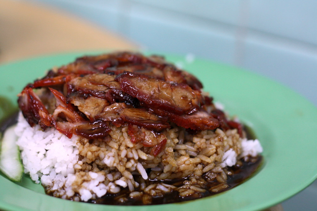 Ultimate Upper Thomson Food Guide: Hwa Nam char siew