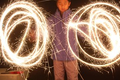 wheel(0.0), christmas decoration(0.0), event(1.0), poi(1.0), light(1.0), sparkler(1.0),