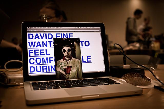 David Fine Shrine