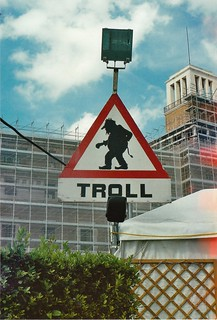 Troll | by april_ashton_smith
