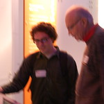 Donald Knuth and Alex Handy
