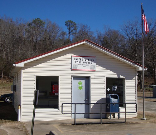 Post Office 35542 (Bankston, Alabama)