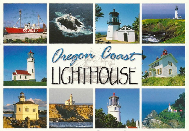 Oregon  Lighthouses Of The Oregon Coast  Flickr  Photo