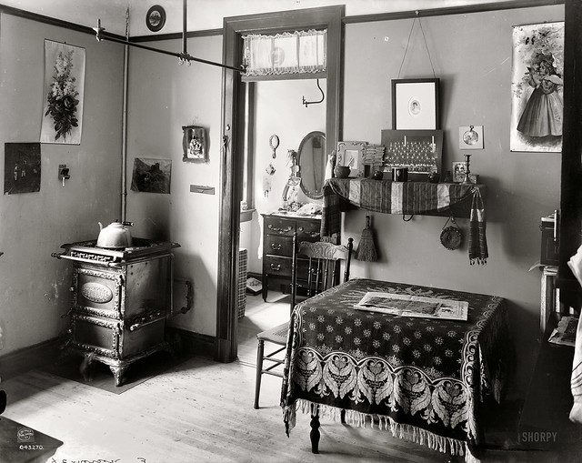 interior designed kitchens the tenement circa 1910 flickr photo 1905