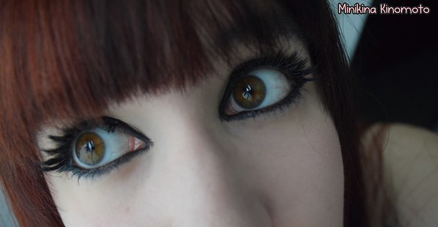 Review  DollyEye Violet Lens EOS V209LB | Lens Village