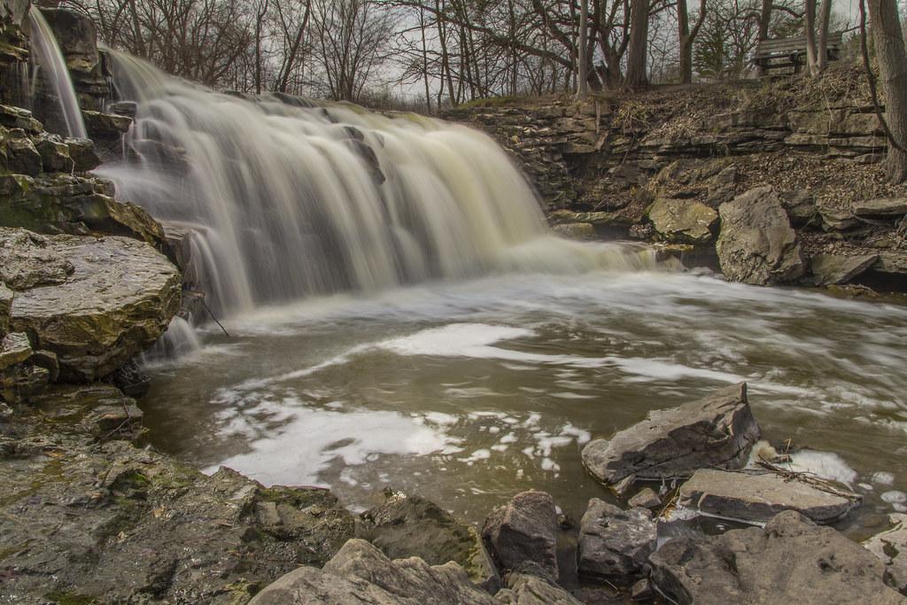 Upper Falls @ Minneopa State Park