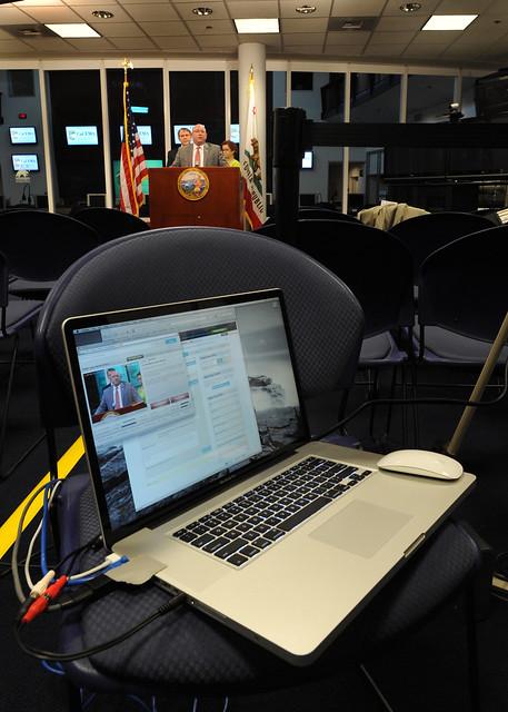 cal ema video streaming over the world wide web secretary