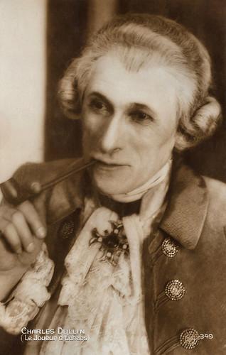 Charles Dullin in Le joueur d'échecs (1927)