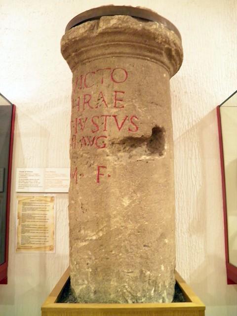 Temple of Mithras, National Roman Legion Museum