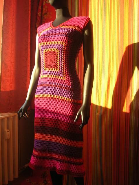Crocheted Blouse