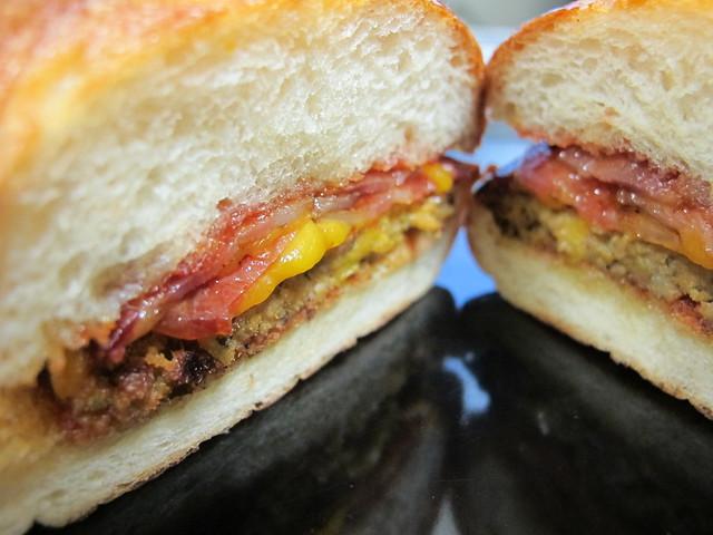 BBQ bacon cheddar meatloaf sandwich | Flickr - Photo Sharing!