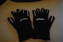 safety glove, black, glove,