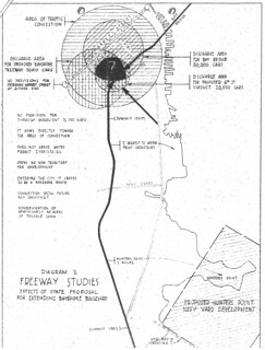 Freeway Studies: Effects of State Proposal for Extending Bayshore Boulevard (1945)