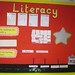 Literacy 'Working Wall'