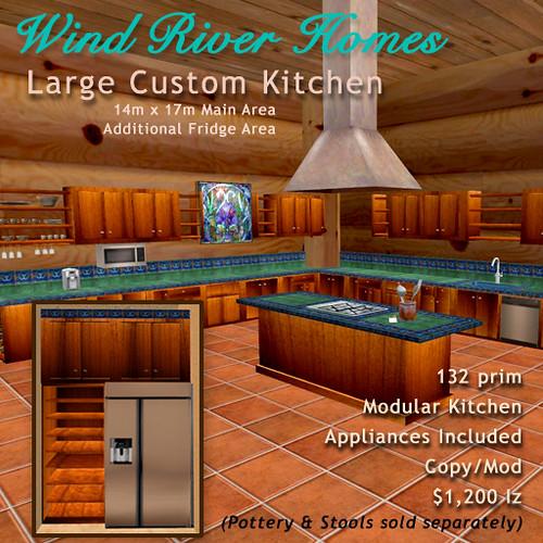Wind river homes furniture april 2011 for Wind river custom homes