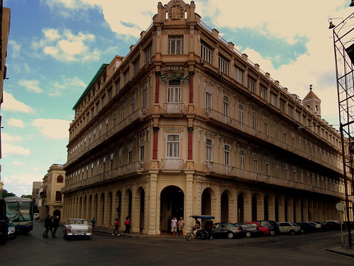 HOTEL PLAZA HAVANA CUBA DEC 2010