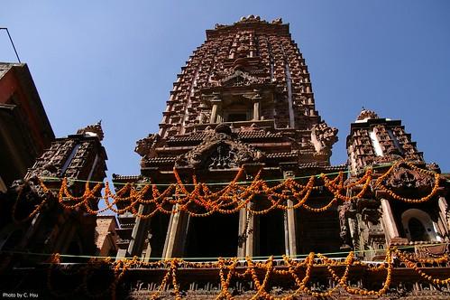 Mahabuddha Temple 千佛廟 (Patan)