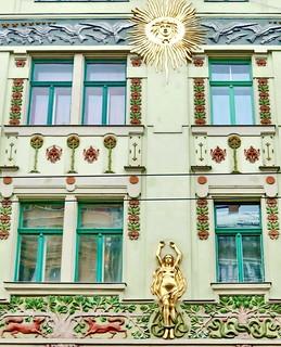Hungarian Secession/Art Nouveau