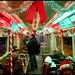 Holiday Train interior