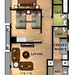 2 Bedroom 88 sqm