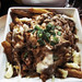 Yummy poutine lunch.