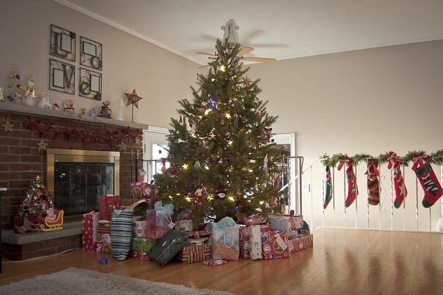 圣诞节8小时下午4点