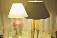 decor, lamp, light fixture, yellow, lampshade, interior design, design, lighting,