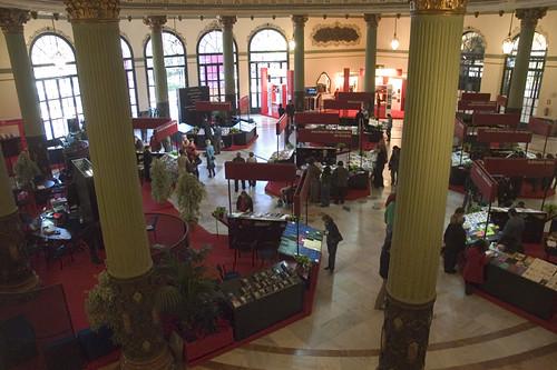El Salón en el Casino de la Exposición