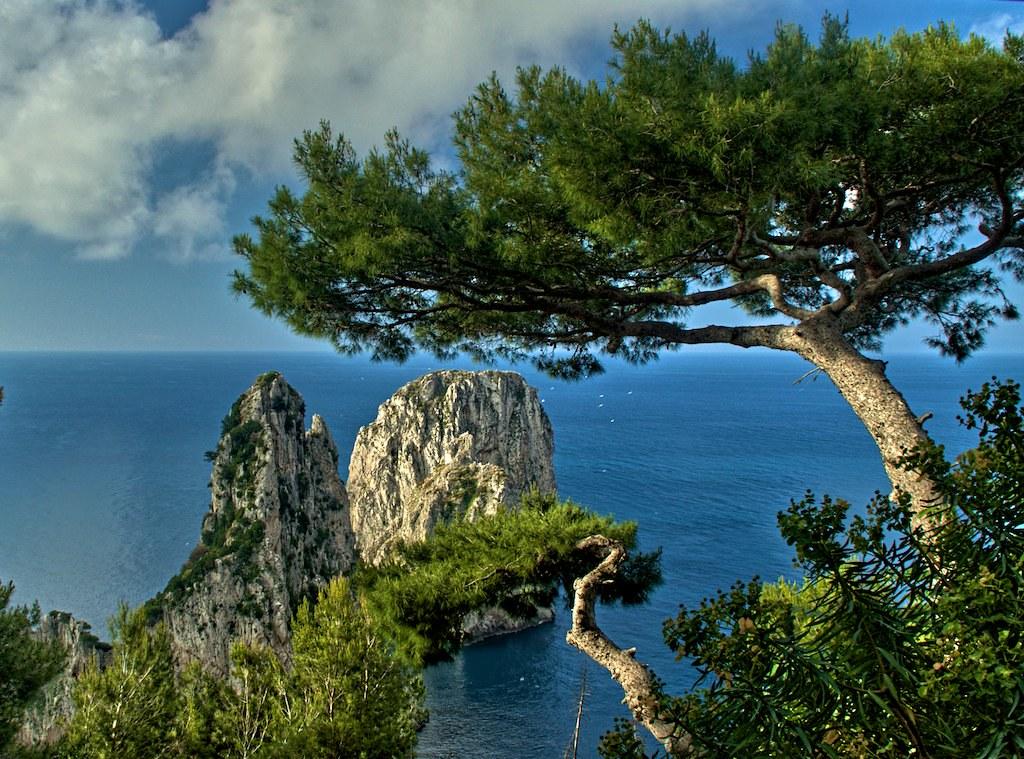 Capri отпуск