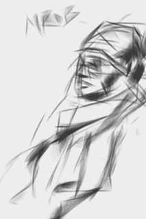 Testing new App:  1 minute metro sketch