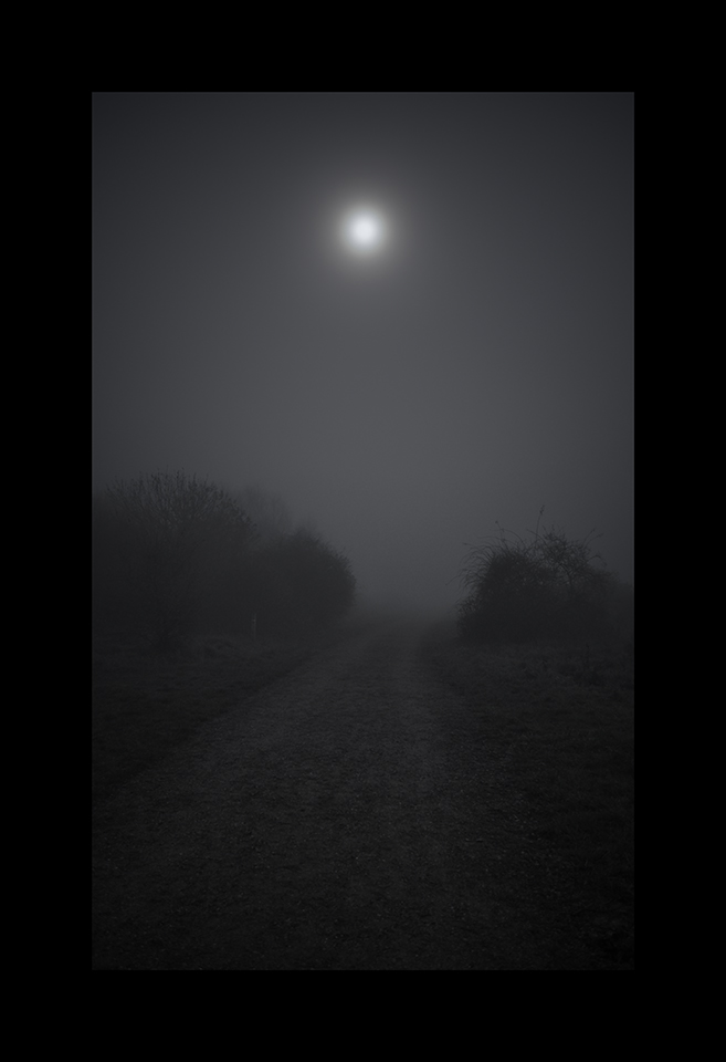 Photography: Night Fog by Nicholas M Vivian