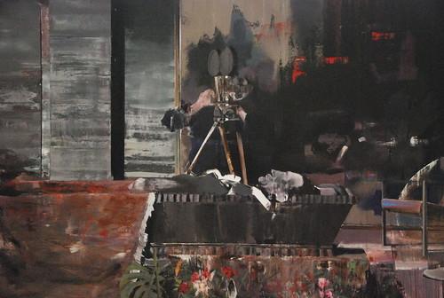 Duchamp's funeral 1