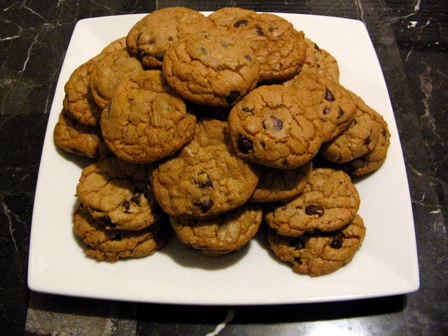 Best Big, Fat, Chewy Chocolate Chip Cookies 01 | Flickr - Photo ...