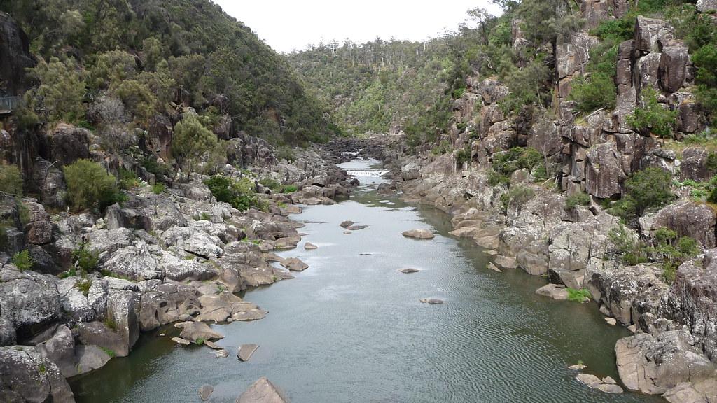 Alexandra Bridge - Tasmania