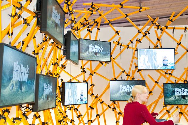 Ambion auf der Best of Events 2011