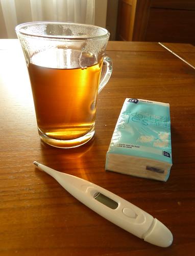 Flu time