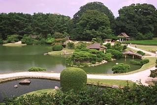 Koraku-en Gardens, Okayama