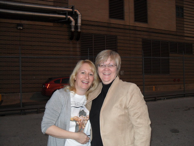 With Ruth Potts